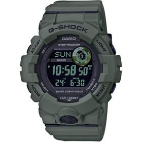 CASIO G-SHOCK GBD-800UC-3ER Zegarek Mężczyźni, green/black